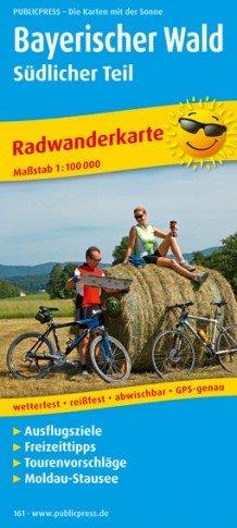 Beierse Woud - Zuidelijk deel  fietskaart