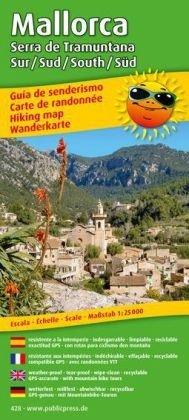 Mallorca Tramuntana Wk Sur/sud 1:25d.