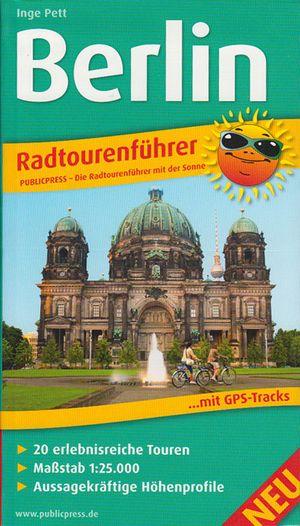 Berlin Radtourenfuhrer