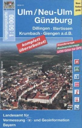 Ulm / Neu-Ulm Gunzburg Uk50-31