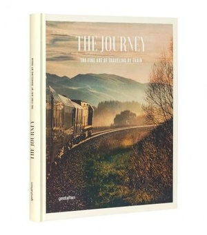 The Journey Fine Art Travelling By Train
