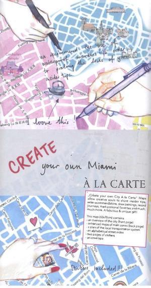 Al La Carte Miami Create Your Map