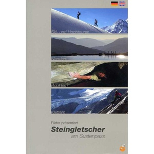 Steingletscher Am Sustenpass Filidor