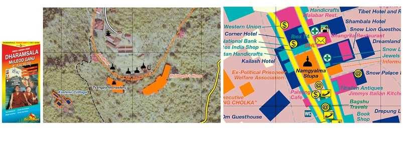 Dharamsala Upper Lower En Regio 1:20d