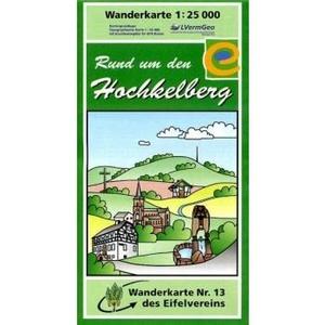 Ev13 Hochkelberg. Rund Um Den- 1:25.000