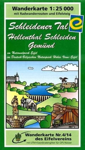 Eifelverein 4/14 Schleidener Tal
