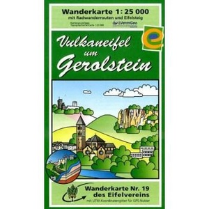 Ev19 Gerolstein, Vulkaneifel 1:25.000