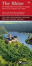 Rijnloop Middenrijn Mainz-keulen