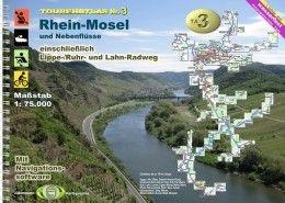 Rhein-mosel Tourenatlas 3 Ta3