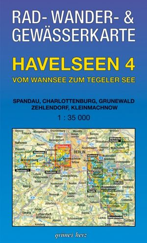 Havelseen 4 Wannsee 1:35d