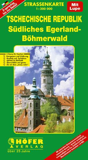 Sudl.egerland & Bohmerwald 1:200dd Cs004