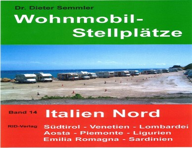 Wohnmobil Stellpl Italien Nord Sardinien
