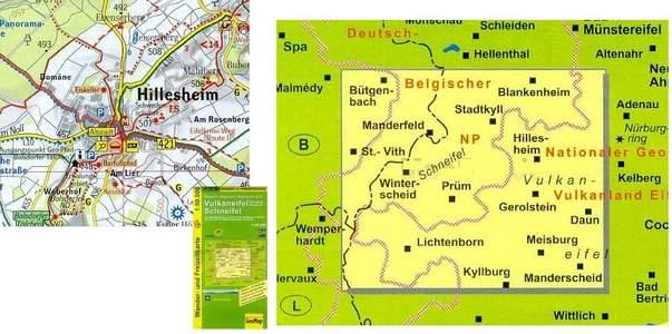 Geomap Vulkaneifel-schneifel 1:50 Geomap