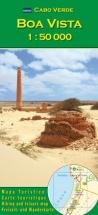 Cabo Verde: Boa Vista 1:50.000
