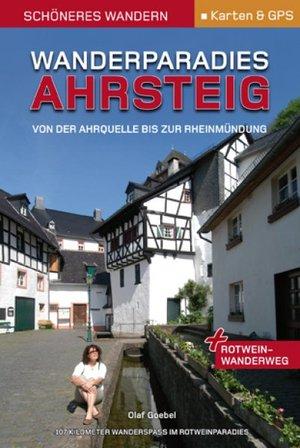 Wanderparadies Ahrsteig Boek + Kaart Set