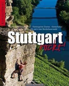 Stuttgart Rockt Klimgids Kletterfuhrer