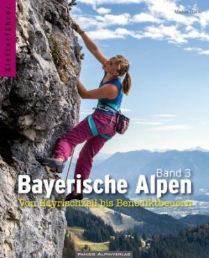 Kletterfuhrer Bayerische Alpen Panico