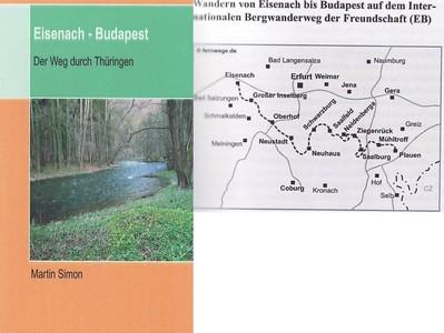 Eisenach - Budapest Der Weg In Thuringen