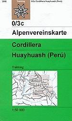 Cordillera Huayhuash 0/3c Peru