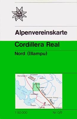 Cordillera Real Nord 0/8 Illampu - Bolivië
