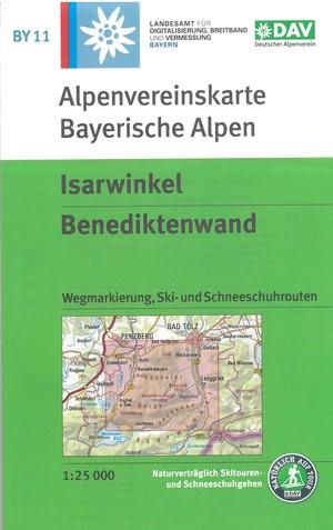 BY11 Isarwinkel, Benediktenwand