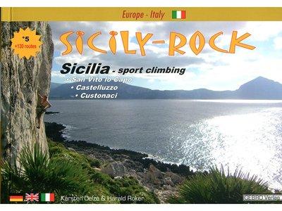 Sicily Rock Gebro Sport Climbing Guide