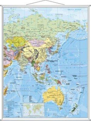 Asia Political Metalen Strips Stiefel