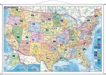 Usa Postcodes Stiefel Plano - English