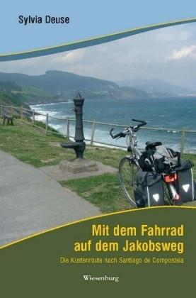 Mit Dem Fahrrad Auf Dem Jakobsweg