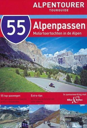 55 Alpenpassen Motortochten