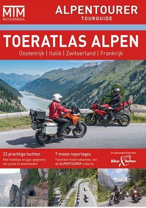 Toeratlas Alpen Motortochten