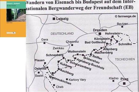 Eisenach-budapest Der Weg In Sachsen