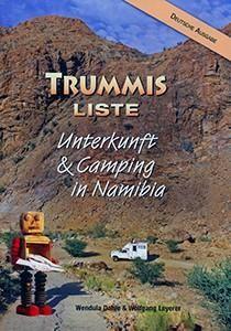 Trummis Liste. Unterkunft und Camping in Namibia