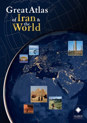 Iran & Wereld Grote Atlas