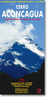 Aconcagua Cerro + Mendoza city