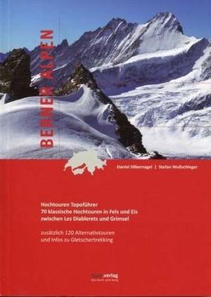 Berner Alpen Hochtouren Topofuhrer