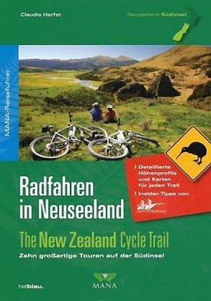 Radfahren In Neuseeland Zuidereil. Mana