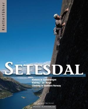 Setesdal:climbing Southern Norway Panico