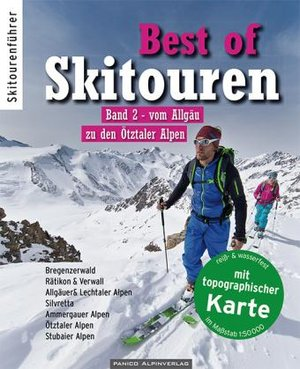 Best Of Skitouren 2 Allgau - Otztaler
