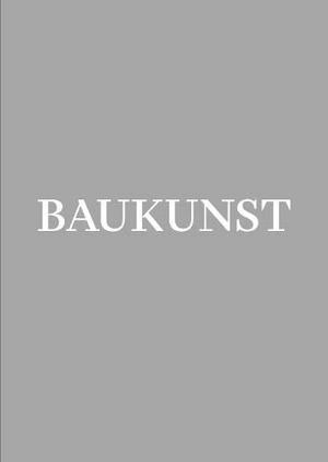 BAUKUNST