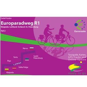 Europaradweg R1 Teil 2  fietsgids