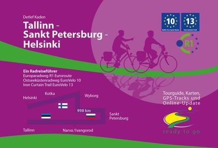 Tallinn - Sankt Petersburg - Helsinki fietsgids