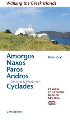 Amorgos / Naxos / Paros / Andros / East. & North. Cyclades