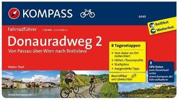 Donauradweg 02. Von Passau über Wien nach Bratislava