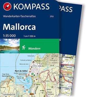 WA2753 Mallorca Kompass