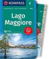 Lago Maggiore Kompass wandelgids WF5937
