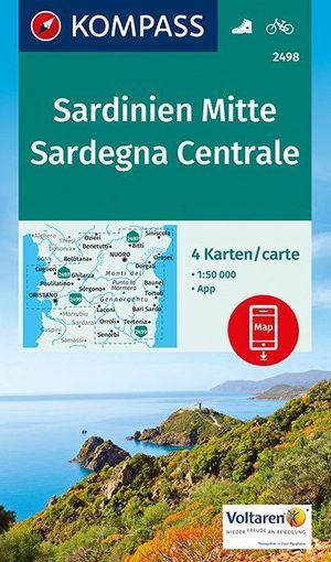 Sardinien Mitte, Sardegna Centrale