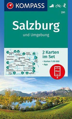 wk291 Salzburg & Umgebung 2-Set