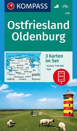 Ostfriesland, Oldenburg 1 : 50 000