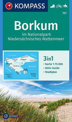 Borkum im Nationalpark Niedersächsisches Wattenmeer